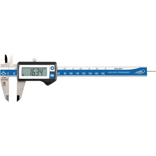 Paquímetro digital IP67 150MM HELIOS PREISSER DIN 862