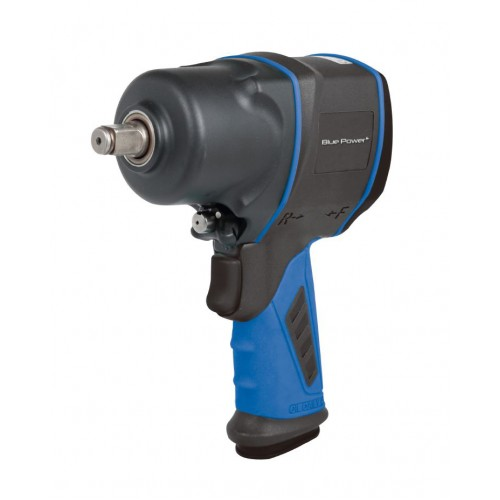 """Aparafusadora de impacto pneumatica BLUE POWER 1/2"""" 1220Nm"""
